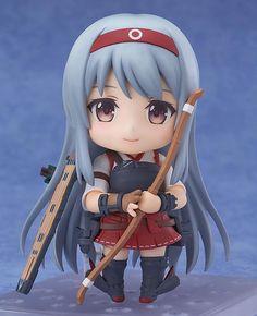 Buy PVC figures - Kantai Collection -KanColle- PVC Figure - Nendoroid Shokaku - Archonia.com