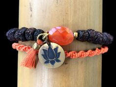 http://www.globalgroovelife.com/ 25% of sale goes directly to Nepal Earthquake Relief and to Rebuilding Fair Trade Artisan Communities in Nepal!    Beautifully crocheted silk bracelets combine with Rudraksha and Bodhi sacred seeds, tassles and semi precious stones. #GlobalGrooveLife #fairtrade #fairtradeproducts #madeinNepal  #bracelet #jewelry