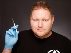 amal graafstra dangerous minds ceo biohacker