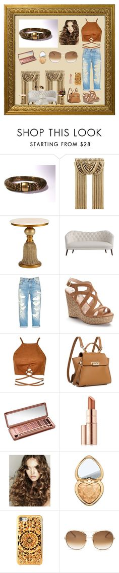 """""""Colchico"""" by charmedheartz on Polyvore featuring J. Queen New York, Chelsea House, Jennifer Lopez, ZAC Zac Posen, Urban Decay, Estée Lauder, Too Faced Cosmetics, Felony Case and Chloé"""