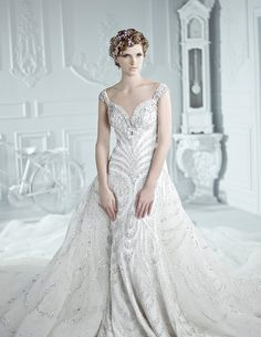 Michael Cinco Bridal Collection + My Dress of the Week - Belle the Magazine . The Wedding Blog For The Sophisticated Bride