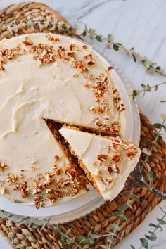 Our Favorite Carrot Cake Recipe - The Woks of Life