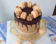 Sweet And Salty, Food And Drink, Birthday Cake, Cheesecake, Baking, Desserts, Recipes, Blog, Decoration