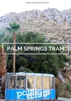 The Palm Springs Tram is one of the best hidden gems of the city. A quick review of the tramway that takes you up into Mount San Jacinto State Park.