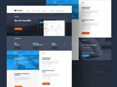 Network engineering company.  Designed for www.outline2design.com
