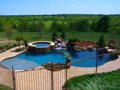 Allison Pools - Freeform Swimming Pool | by Allison Pools