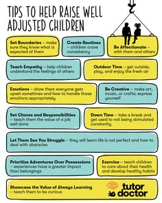 Check out our tips to help raise well adjusted children 👇 Conscious Parenting, Mindful Parenting, Peaceful Parenting, Gentle Parenting, Parenting Advice, Kids And Parenting, Positive Discipline, Raising Kids, Happy Kids