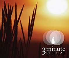 Knowing Jesus 3 Minute Retreat