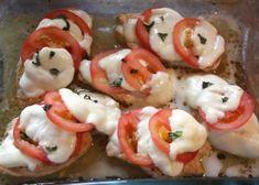 Caprese Salad, Sushi, Ethnic Recipes, Insalata Caprese, Sushi Rolls