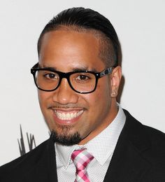 Jey Uso Photos: Arrivals at WWE's 'Superstars for Hope' Event