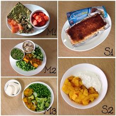 M1: Avocado on Flaxseed Bread with Smoked Salmon & Egg Scramble with Papayas (12:00PM)  S2:Quest Bar (15:20PM)  M2: Long Grain Basmati Rice with Edamame, Sea Perch, Broccoli, Pumpkin,Peas (16:40)  M3: Tofu with Soy Sauce, Pumpkin, Peas, Broccoli (20:50PM)  S3: Cottage Cheese & Mango