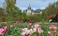 A guide to 10 of the best gardening attractions in the Loire Valley, France, including information on the International Garden Festival at Chaumont, whose unusual theme this year is the Seven Deadly Sins