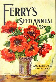 1926 - Ferry's seed annual : - Biodiversity Heritage Library