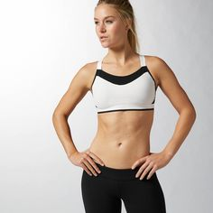 CrossFit Reebok High Impact Bra Women's Size: XS white Crossfit Gear, Reebok Crossfit, Reebok Clothes, Reebok Sports Bra, White Reebok, Best Sports Bras, Womens Workout Outfits, Fit Women, Clothes For Women