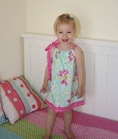 What a beautiful little frock