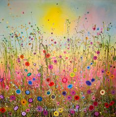 Yvonne Coomber at Imagianation Gallery - St Ives, Cornwall - Art of Imagination Love Art, Painting Inspiration, Painting & Drawing, Amazing Art, Watercolor Paintings, Art Projects, Art Photography, Canvas Art, Illustration Art