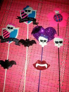 Detallitos para la ocasión, Monster High :)