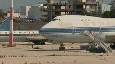 Planes abandoned at Athens ghost #airport