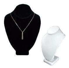 10″ High Necklace Bust-TH-189-7 « Capitol Store Fixtures