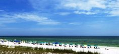 Sugar White Sand and Emerald Green Water! Destin, FL