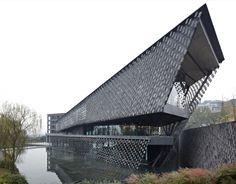 Museu Xinjin Zhi / Kengo Kuma & Associates