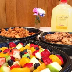 Chick Fil A Breakfast Tray A New Glutenfree Bunsame Great Chicken  Chickfila Katy