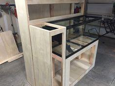 My 75 Gal w/ DIY Custom Stand and DIY Sump/Refugium - The Planted Tank Forum