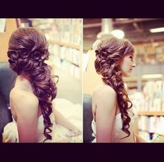 Wedding / Special occasion hair