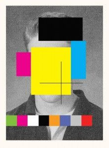 Size: 51 x Edition of 10 + 2 AP Signed and numbered by the artist. Douglas Coupland, New Art, Mixed Media, Collage, Colour, Portrait, Design, Chart, Color