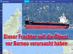 Frachter soll Ölteppich ausgelöst haben Borneo, Movies, Movie Posters, Art, Indonesia, Island, Art Background, Films, Film Poster
