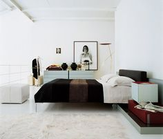 Camas dobles | Muebles de dormitorio-camas | Charles bed. Check it out on Architonic