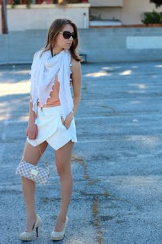 LA By Diana Live Magazine: White Summer