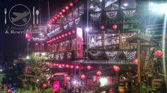 Jiufen Old Street. More pics? Link in bio! http://ift.tt/24sZ233 #Travel #Foodie #Wanderlust #Blog