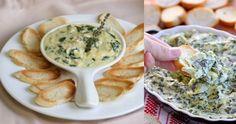 Dip de espinacas y alcachofa en 3 sencillos pasos | i24Web