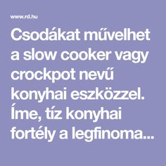 Slow Cooker, Crockpot, Crock Pot, Crock Pot, Crock