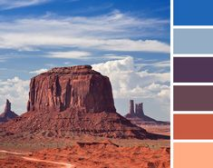 Nature's Color Story- Fall Inspiration Great Color Combos http://www.diamondvogel.com/blog/2013-fall-color-trends