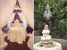 15 Stunning Cake Table Ideas - Belle the Magazine . The Wedding Blog For The Sophisticated Bride