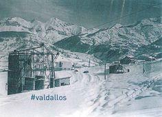 Le Val d'Allos en 1975 www.valdallos.com
