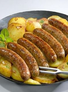 Old World's European Market & Grocery Store has thousands of imported groceries and products from all over Europe Homemade Sausage Recipes, Diet Recipes, Cooking Recipes, Hungarian Recipes, Diet Food List, Deli, Food And Drink, Yummy Food, Sausages