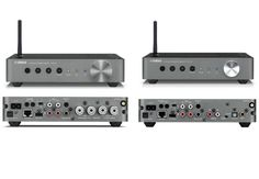 Yamaha deepens its commitment to multi-room audio with its MusicCast-enabled WXA-50 Amplifier and WXC-50 Preamp.