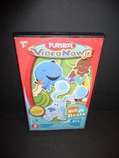 Playskool Video Now Jr. Volume Set) Blue's Clues Oswald Little Bill Little Bill, Blues Clues, Nick Jr, Kids Videos, Lunch Box, Shop, Ebay, Bento Box, Store