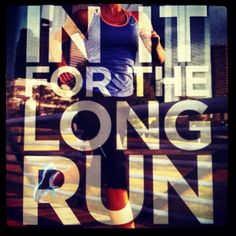 just one more 20 miler then it's taper time