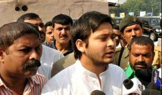 """The 26-year-old, Tejaswi Yadav, who has become Bihar's most eligible bachelor after receiving 44,000 marriage proposals on WhatsApp, has said he will marry the girl of parents' choice. """"I will marry as per the wishes of my parents and the girl they select for me.I will simply prefer an arranged marriage decided by my parents,"""" … Continue reading """"My Parents Will Decide My Marriage: Tejaswi Yadav"""""""