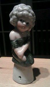 Pin cushion half doll | eBay