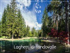Laghetti di  Forni di Sopra Italy #dolomiti #dolomites
