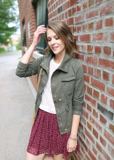 Want this old navy utility jacket!