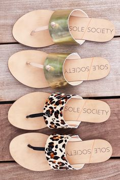 Rich leather T-strap sandals in gold and leopard print with hand-knotted detail