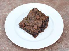 Chocolate Chip Zucchini Brownies Recipe