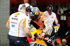 Re grid, Dutch MotoGP Race 2014