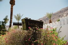 Palm Springs Getaway | The Girl From Panama